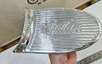 SIDECAR FOOTREST ALUMINIUM POLISHED for INDIAN MOTORCYCLE; PART NUMBER : 86322