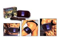 Electronic Vibration Muscles Fat Burner Waist Slimming Belt