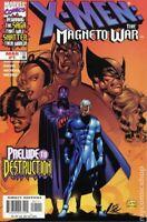 Magneto War #1 (1999) Marvel Comics X-Men