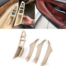 For BMW 5 Series Inner Window Switch Armrest Panel Door Handle Kit Upgrad Vision