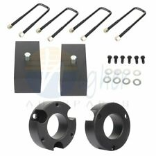 "4Pcs Leveling Lift Kit 3"" Front and 2"" Rear Fits Toyota Tacoma 2005-2018 Black"