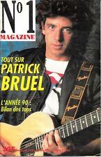 N°1 Magazine n°2 Spécial Bruel  1990