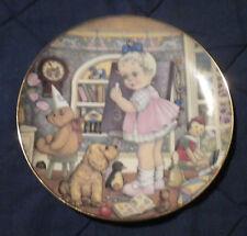 "The 1982 ""Teacher Pet"" Plate by Carol Lawson"