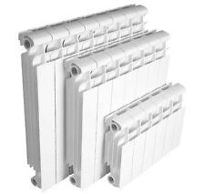 Radiador Rayco aluminio modelo RD altura 60 cm blanco 5 elementos