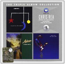 CHRIS REA - THE TRIPLE ALBUM COLLECTION 3 CD NEW+