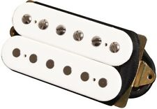 DiMarzio DP103F PAF Vintage 1950's F-Spaced Alnico 5 Humbucker Pickup, White NEW
