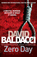 Zero Day, David Baldacci, New