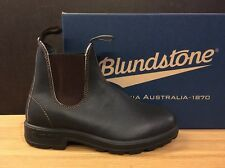 BLUNDSTONE UK 10 BROWN PREMIUM 100% ORIGINALI NUOVE !!!