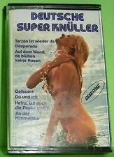 Deutsche Super Knüller (Musikkassette   MC)