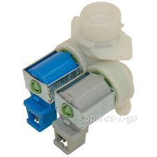 CREDA Genuine Washing Machine Solenoid Valve Fill Dual Inlet C00201982 Spare