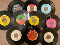 YOU PICK w BONUS! Rare Northern Soul Jazz Blues 45s LOT Lu Pine Calla Stax Verve