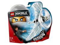 Lego Ninjago Masters of Spinjitzu 70648 Großer Drachenmeister Zane