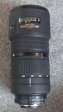 Nikon 80-200mm F/2.8 AF ED Lens