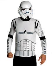 Star Wars Movie Classic Storm Trooper Adult Halloween Fancy Dress Costume Medium White