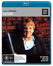 Scum (Blu-ray, 2015)  BRAND NEW/UNSEALED ... R B
