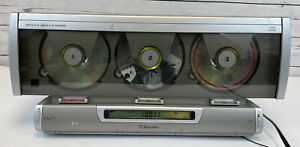 Emerson Triple Play Linear 3 CD Changer Model MS3100 Main Unit ONLY NO REMOTE