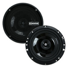 "MEMPHIS AUDIO PRX60 6-1/2"" OVERSIZED 2-WAY POWER REFERENCE COAXIAL SPEAKERS"