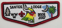 OA Lodge 116 Santee S24 (2007 Dixie Fellowship) [D1685]