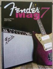 Fender Mag n°7 été 2008