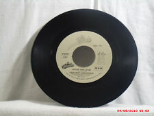 ENGELBERT HUMPERDINCK-b- (45)-AFTER THE LOVIN'/LOVE'S IN NEED OF LOVE TODAY-80'S