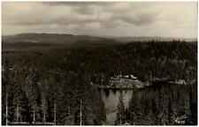 Tryvannstua Nordmarken Nordmarka Region Oslo Norwegen ~1950/60 Fliegeraufnahme