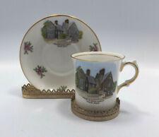 Jonroth England House of Seven Gables Souvenir Tea Cup & Saucer