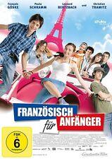 FRANZÖSISCH FÜR ANFÄNGER   DVD NEU  FRANCOIS GOESKE/PAULA SCHRAMM/+