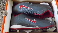 Nike Huarache Strike Low Metal Cleats Size 9