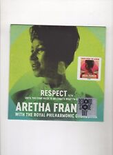 Aretha Franklin Respect/Until You Come Back 45RP Vinyl Record Store Day Sealed