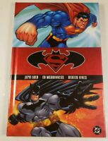 Superman Batman Public Enemies DC Comics 2004 Graphic Novel Hardcover