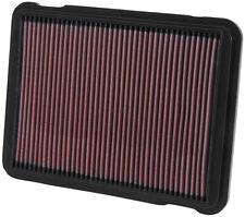 K&N AIR FILTER FOR TOYOTA LAND CRUISER 3.0 DIESEL 2009-2012 33-2146