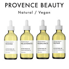 Provence Beauty Pure ACTIVE FACIAL OILS 100% Natural Moisturizing, Hydrating 2oz