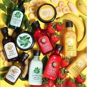 The Body Shop | Shampoo | Conditioner | Hair Mask | Hair Scrub| Hair Oil | New