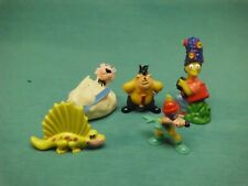 fast food and cereal figure lot 80s 90s