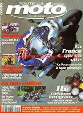 TOUTE LA MOTO 14 YAMAHA R1 XJR MT-01 KAWASAKI ZX-6 SUZUKI GSX-R HONDA CBR 900
