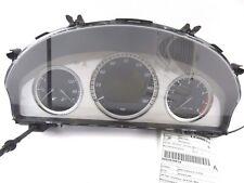 2012 Mercedes Benz GLK 350 Gruppo Strumentazione Tachimetro OEM 82K LG00642 D