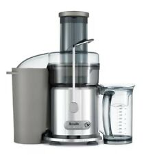 Official Breville Juice Fountain Max BJE410 Juicer CHEAPEST ON EBAY barely used!
