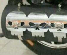 Harley Davidson Willie G Skull Style Exhaust Heat Sink Cover