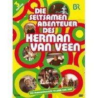 DIE SELTSAMEN ABENTEUER DES HERMAN VAN VEEN 3 DVD NEU