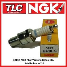 NGK Standard Series Spark Plug Br8es Solid Terminal Nut Fits 2006 KTM 250 SX