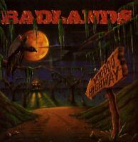 BADLANDS voodoo highway (CD album) blues rock, hard rock