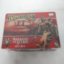 FFG Battlelore Second Edition Board Game Warband of Scorn Army Pack OOP NEW