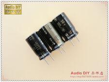 10pcs ELNA Black TONEREX Series 100uF/50V Audio Electrolytic Capacitor
