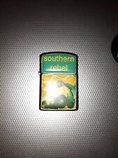 Simil zippo Accendino Southern Rebel Champ - Anni 90 perfette condizioni