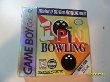 10-Pin Bowling (Nintendo Game Boy Color, 1999)