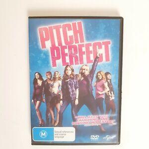 Pitch Perfect Movie DVD Region 4 AUS Free Postage Music Singing Anna Kendrick