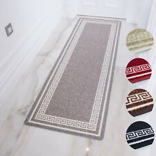 Traditional Non Slip Hallway Runners | Washable Utility Room Rugs | Floor Mats