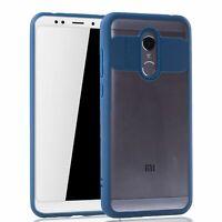 Ultra Slim Case für Xiaomi Redmi 5 Handyhülle Schutz Cover Bumper Blau Neu