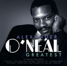 Greatest 0654378620423 by Alexander O'neal CD