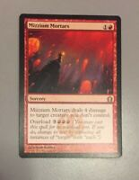 1x Mizzium Mortars - MTG (Return to Ravnica)